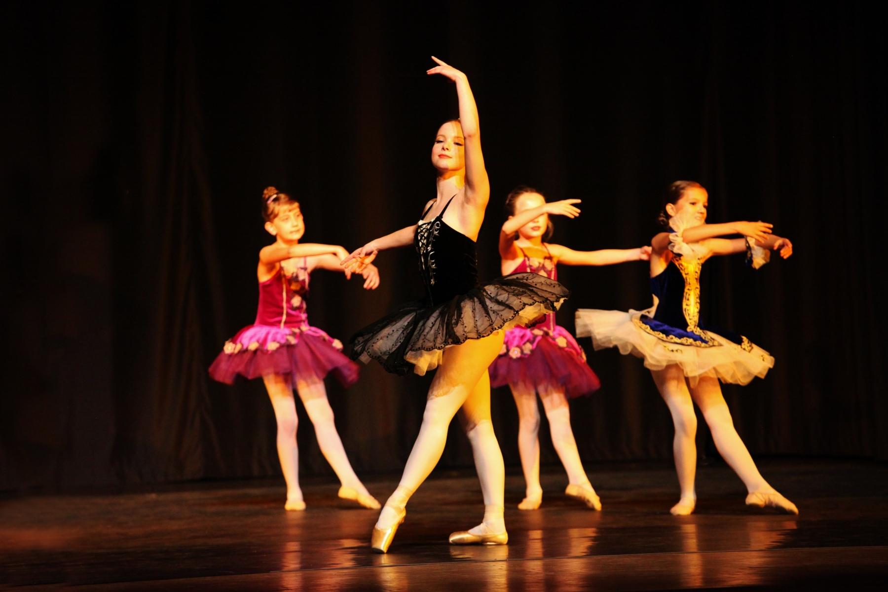 Ballerina 6