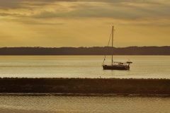 Sunset at Ebeltoft Bay 3