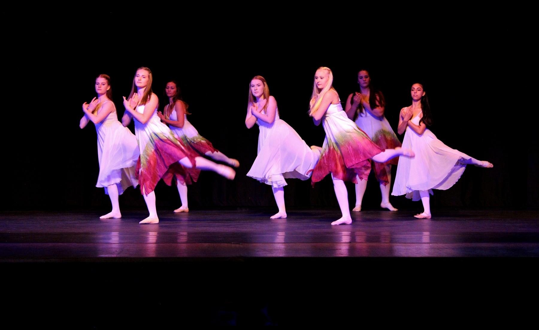Contemporary Ballet 10