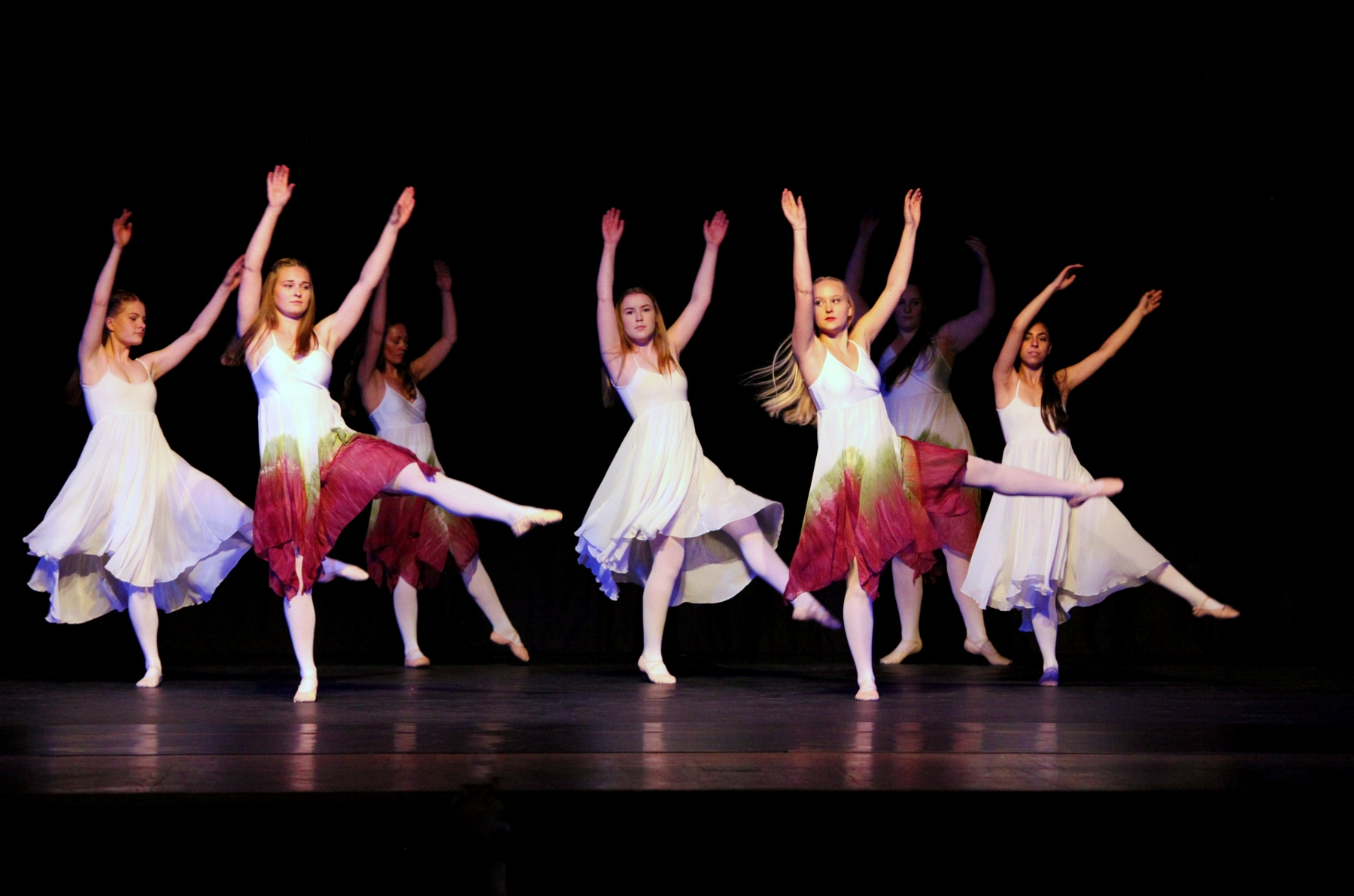 Contemporary Ballet 12