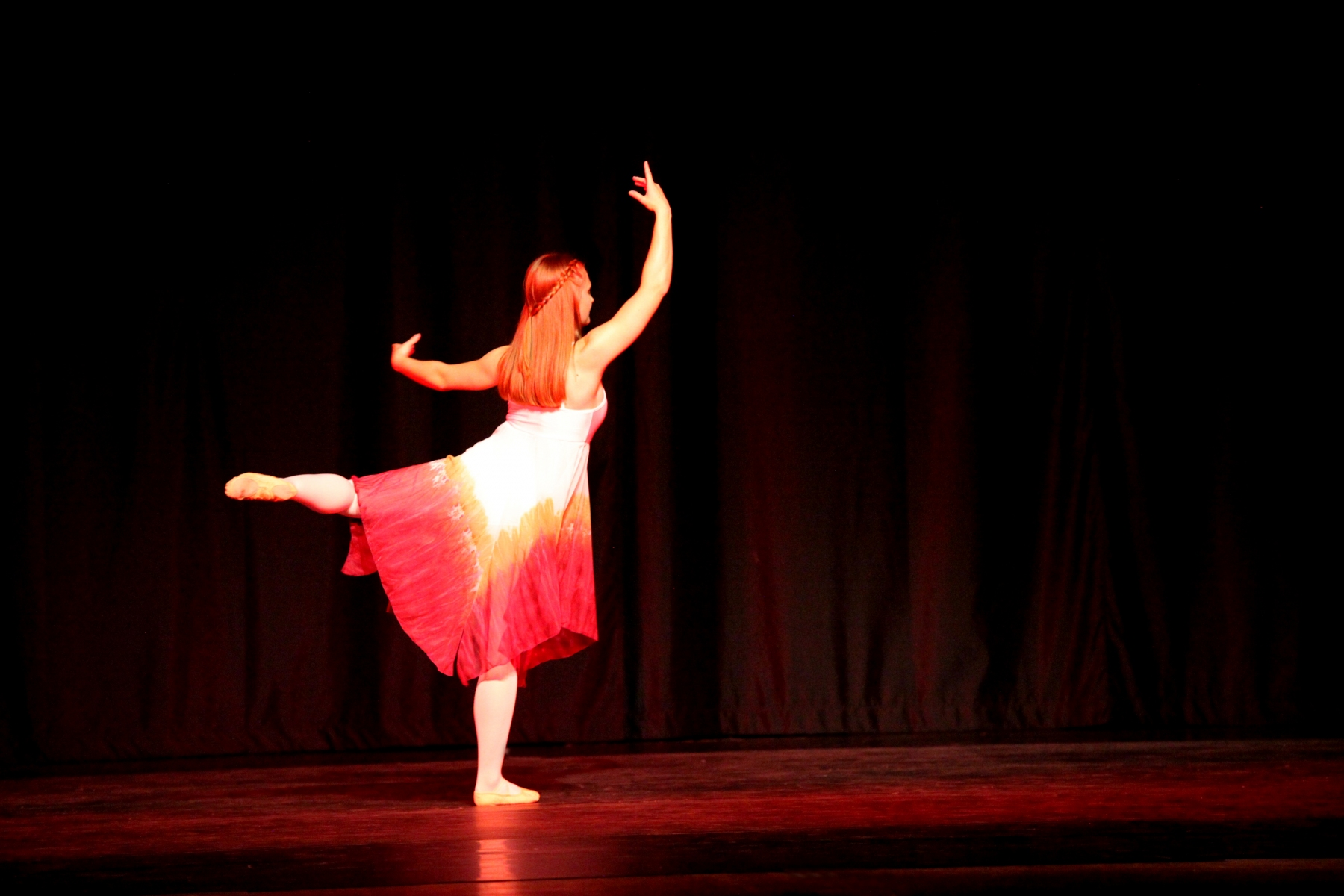 Contemporary Ballet 4