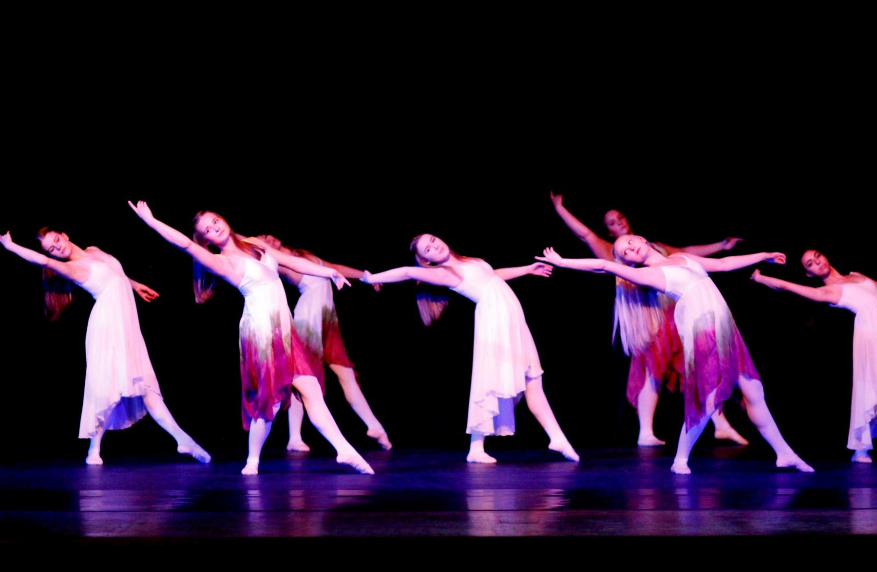 Contemporary Ballet 1