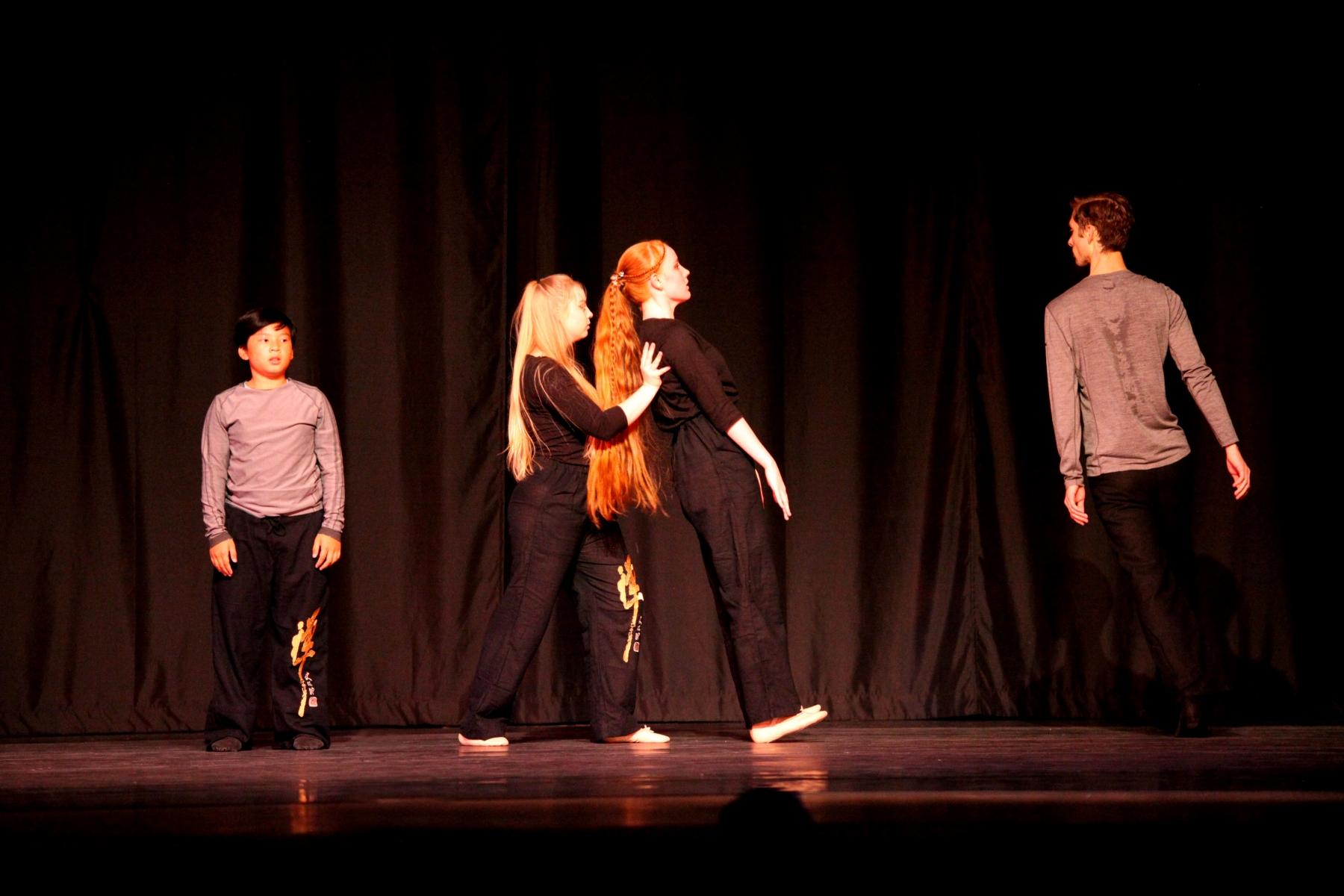 Modern Dance 4